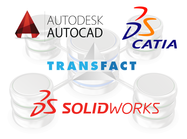 Transfact 数据库 与 CAD 系统集成