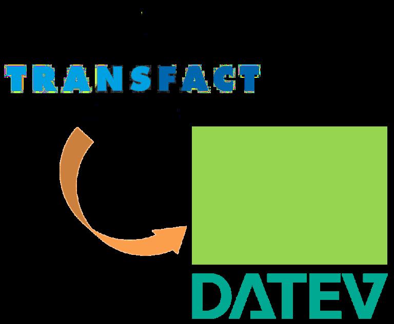 Transfact 直接导出到 Datev
